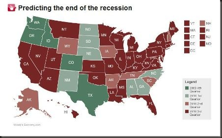 Predicting-End-Of-Recession-Map
